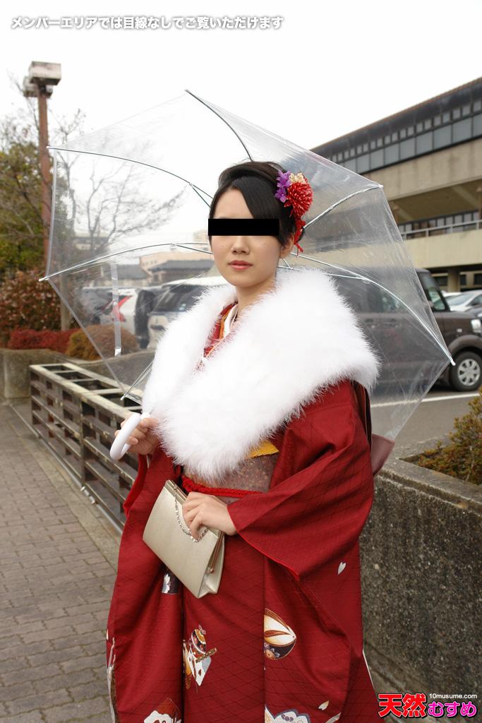 成人式エッチ ~撫子風美人19歳~